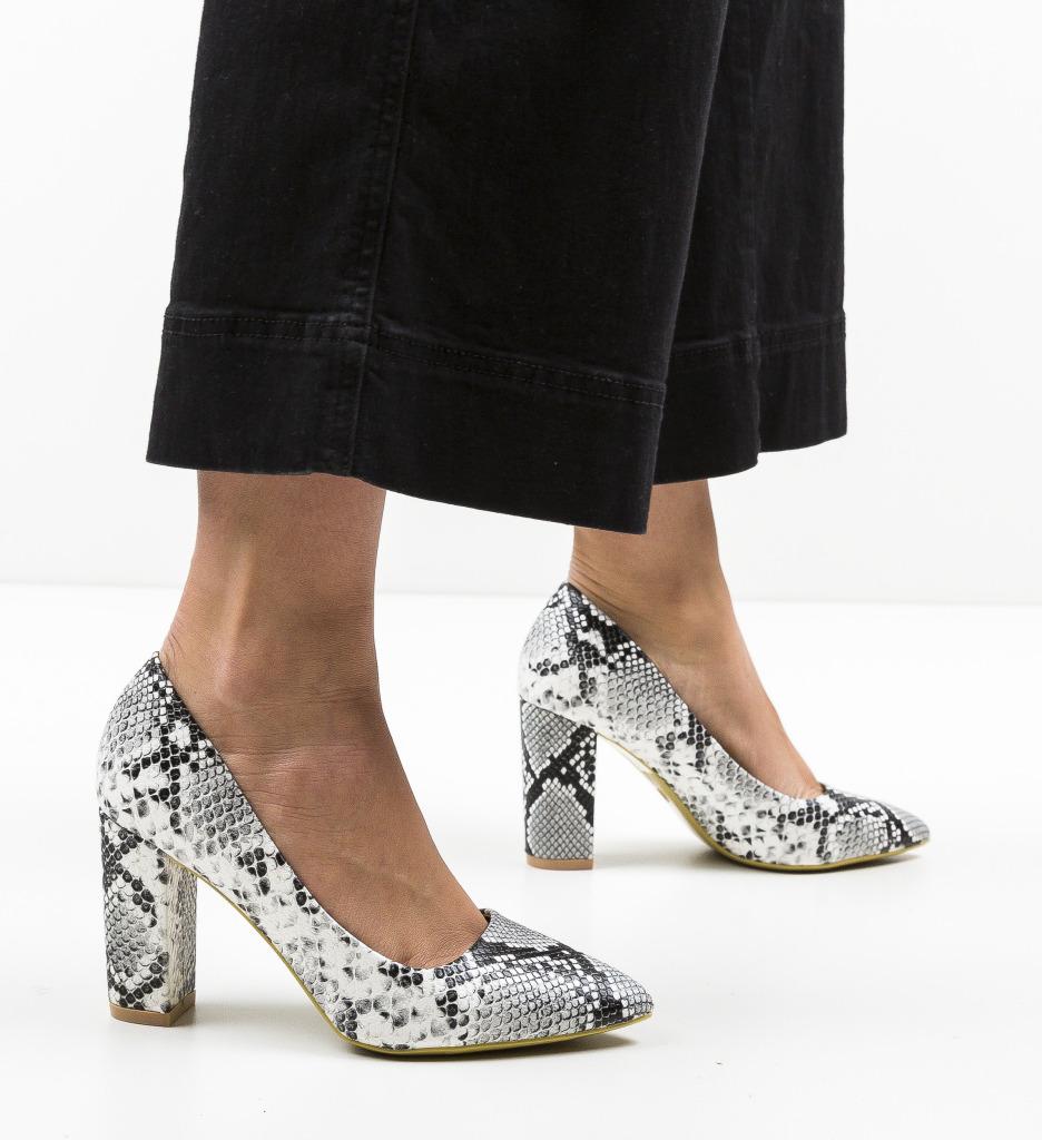 Pantofi Jazm Albi