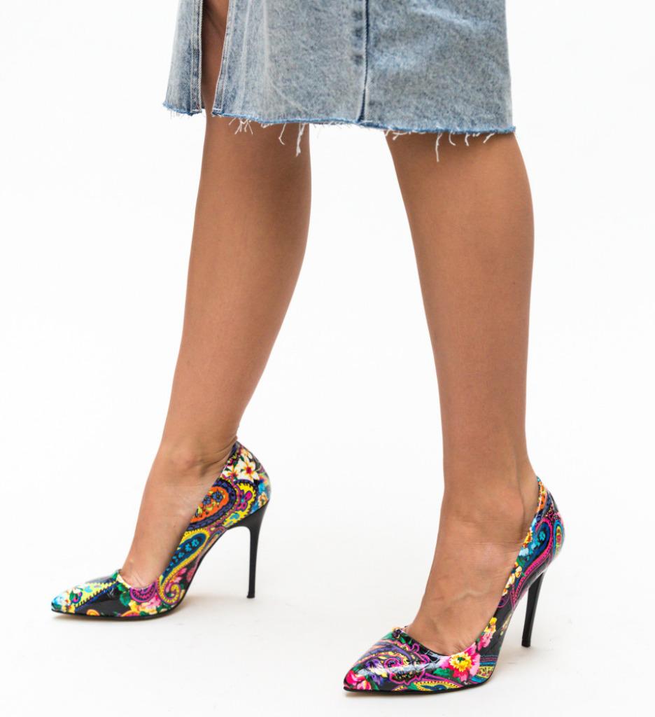 Pantofi Kiton Negri 2