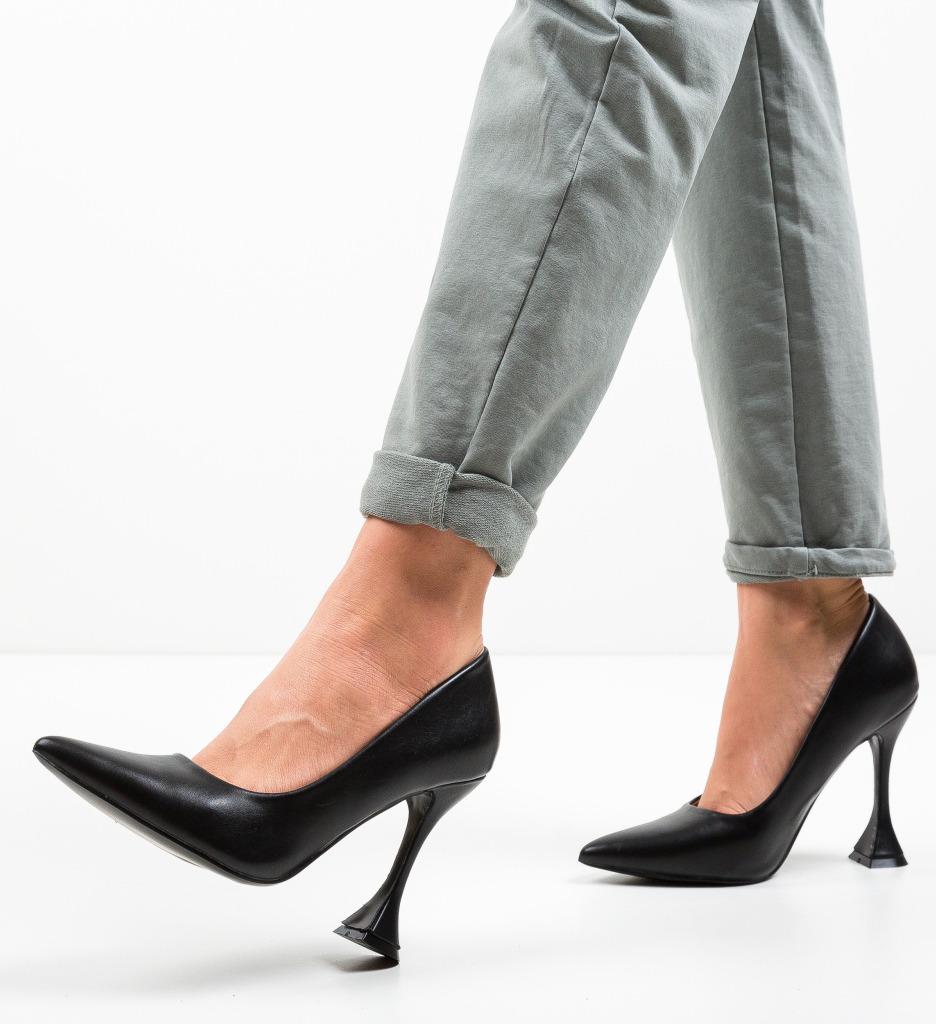 Pantofi Lena Negri