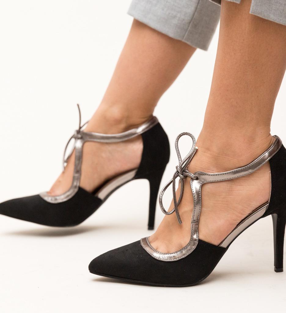Pantofi Nelly Negri