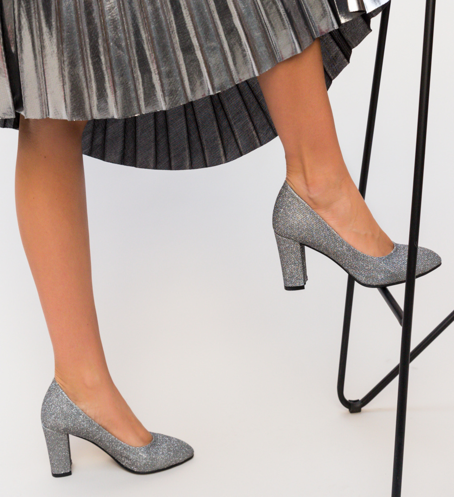 Pantofi Orion Gri