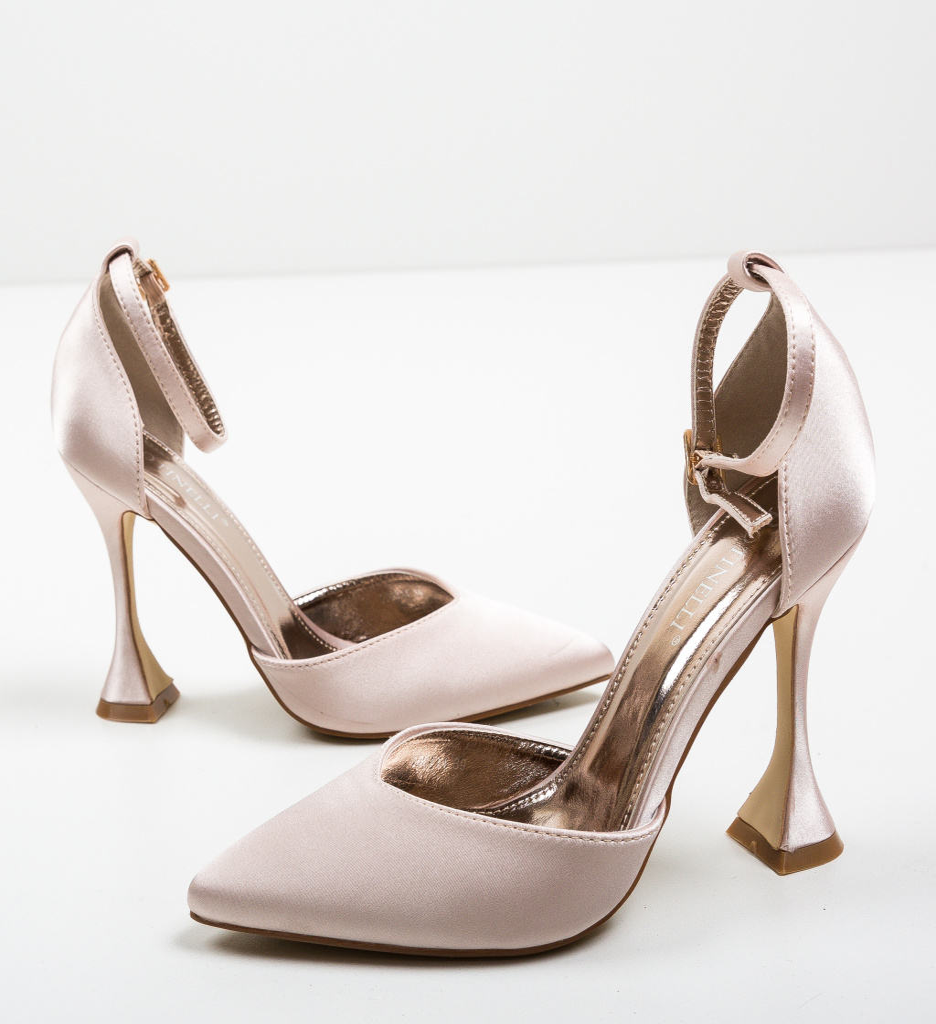 Pantofi Paior Bej