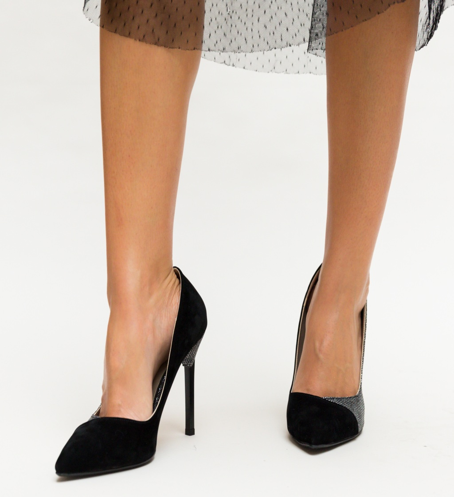 Pantofi Plix Gri