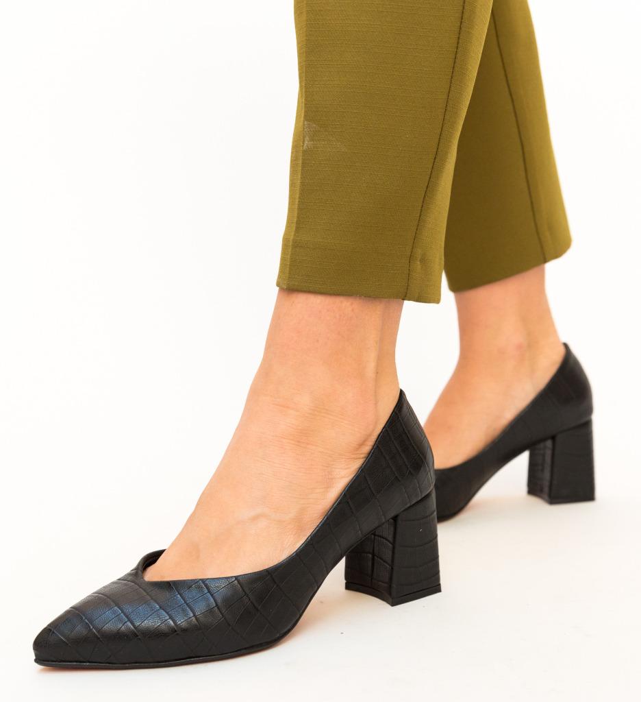 Pantofi Sanso Negri