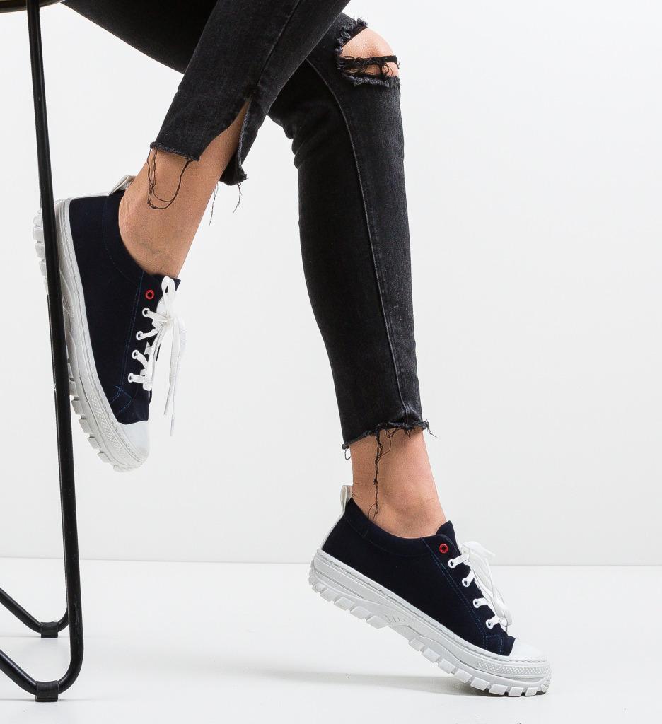 Pantofi Sport Anima Bleumarin