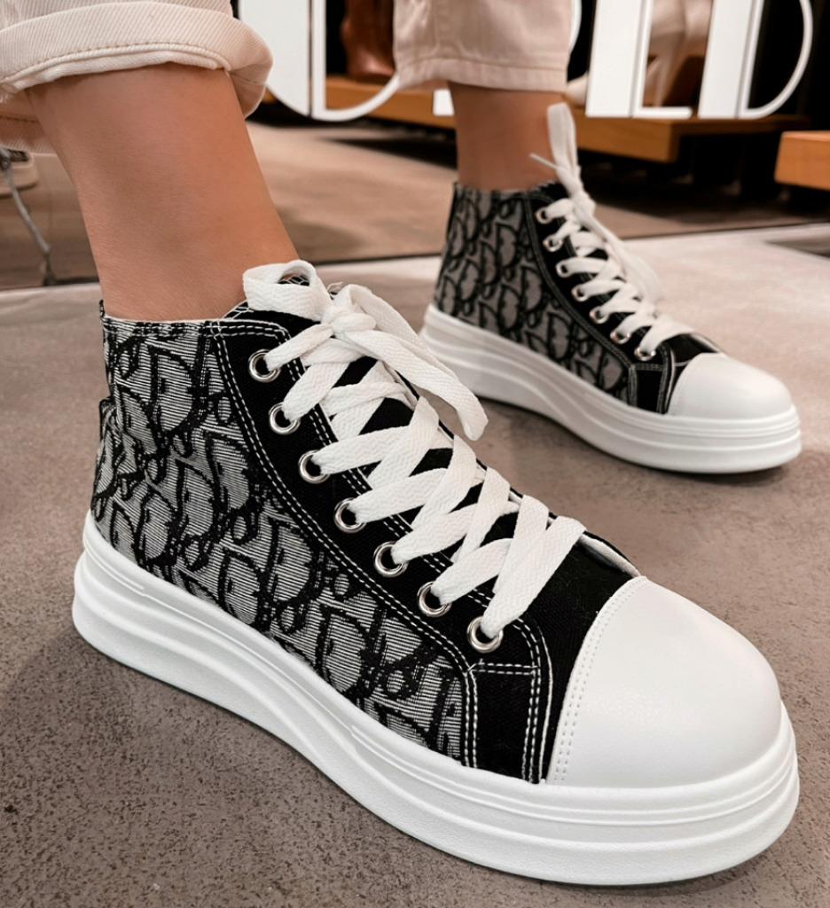 Pantofi Sport Cafiomo Negri