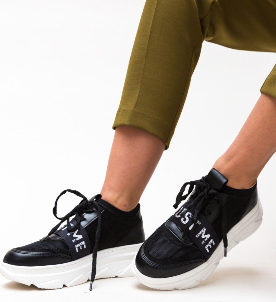 Pantofi Sport Calot Negri