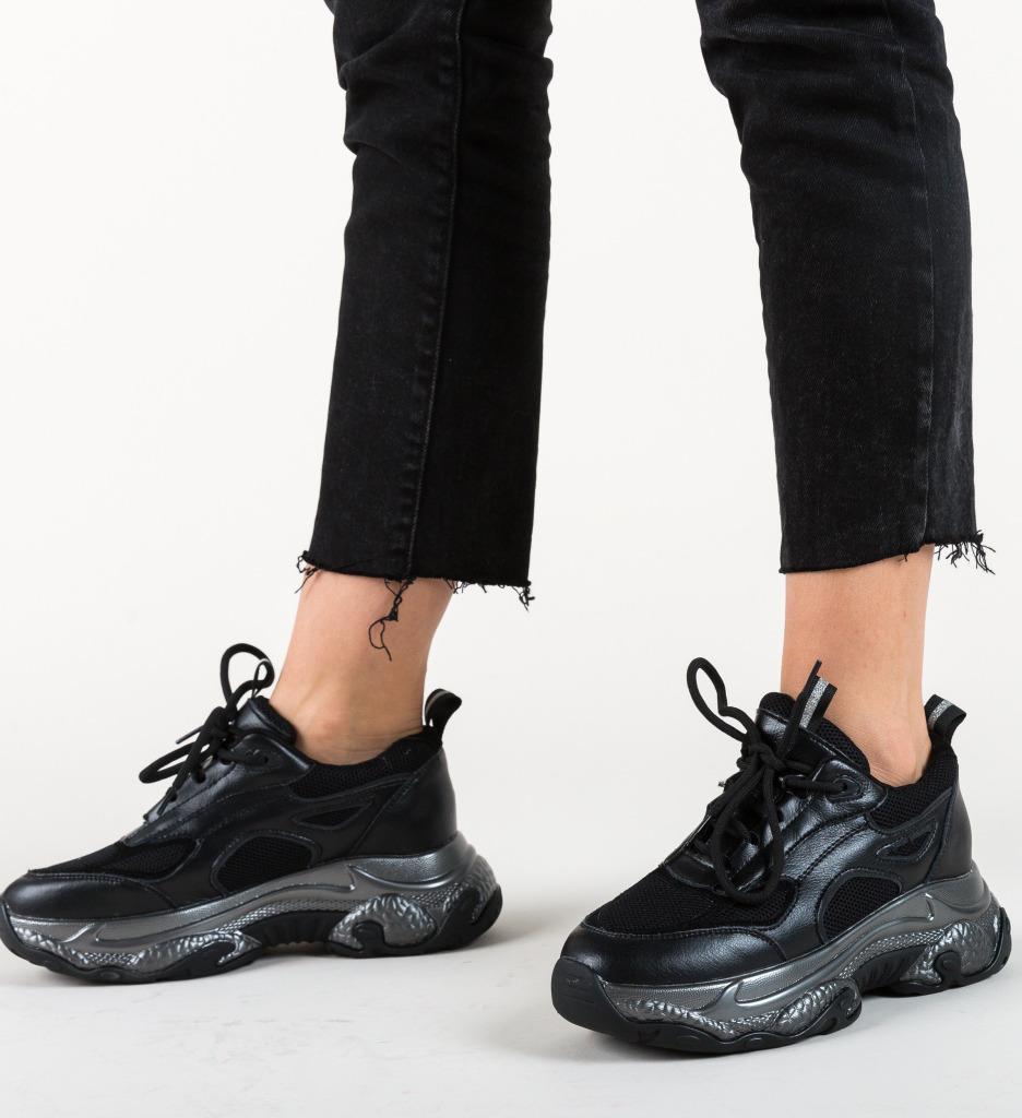 Pantofi Sport Dunn Negri