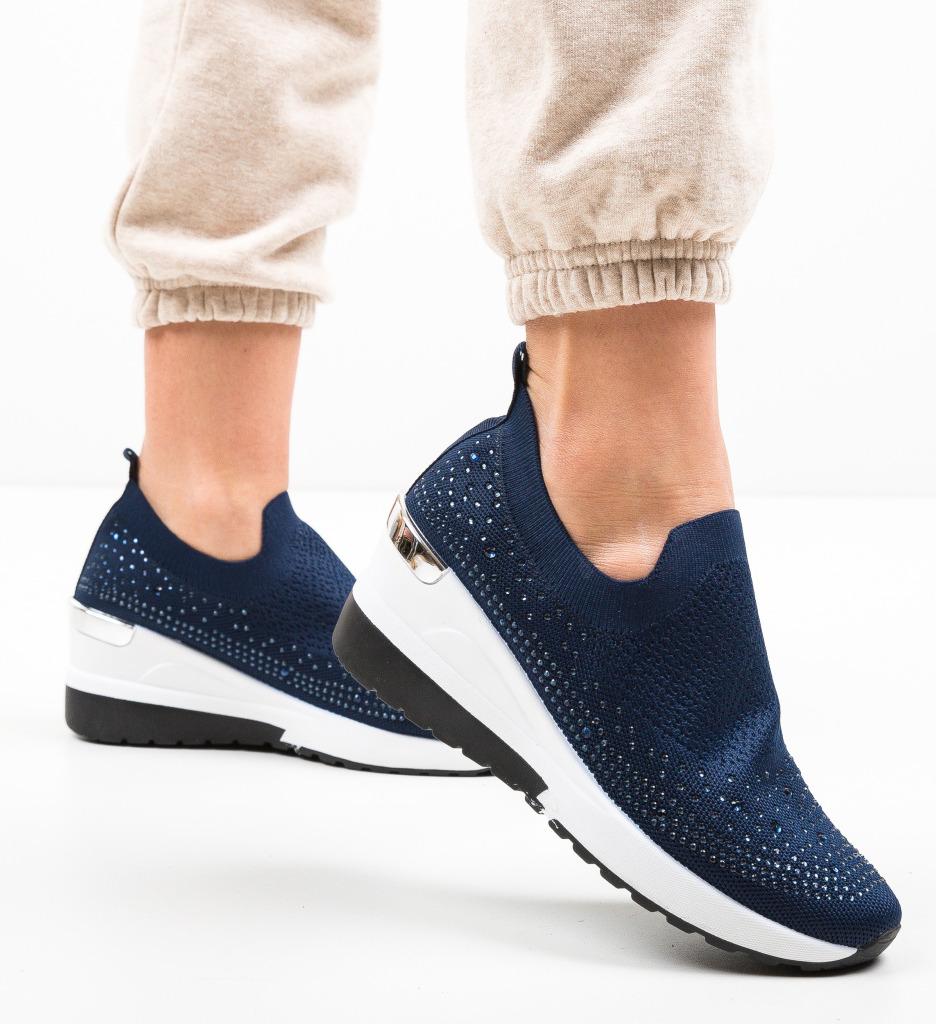 Pantofi Sport Gissele Bleumarin