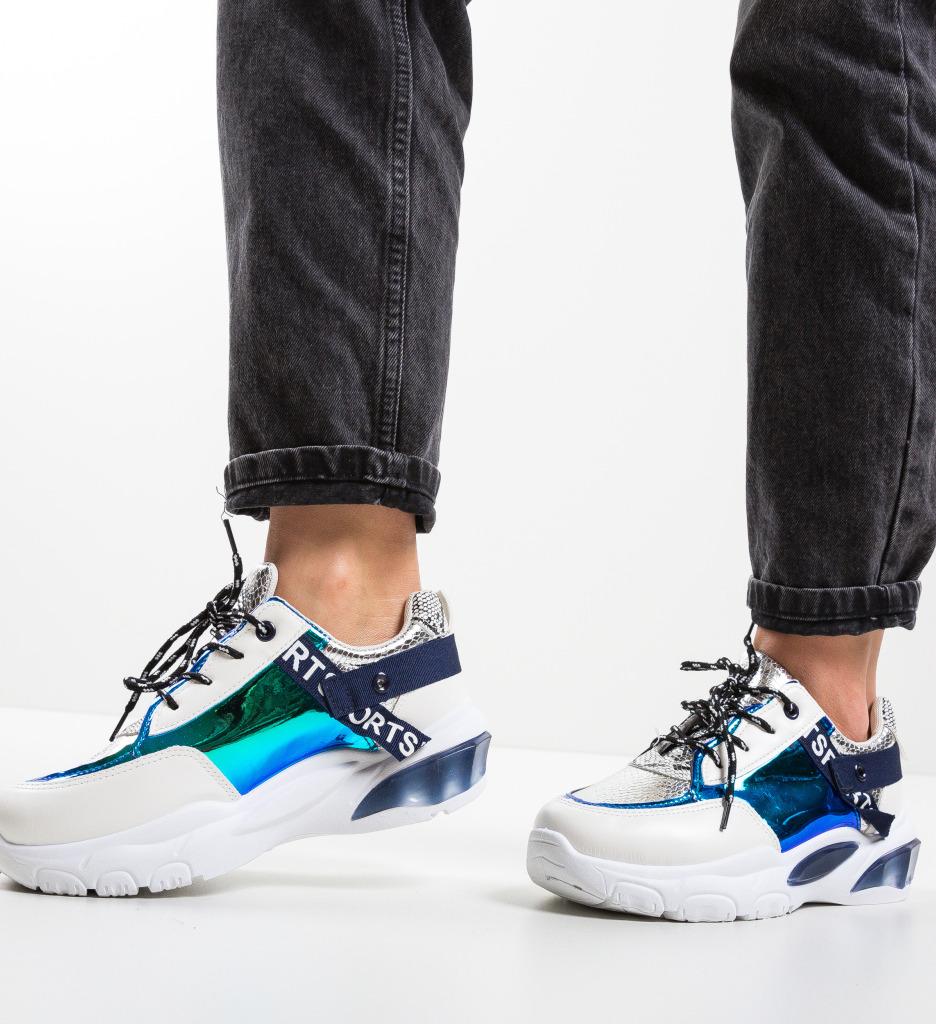 Pantofi Sport Hane Albastri