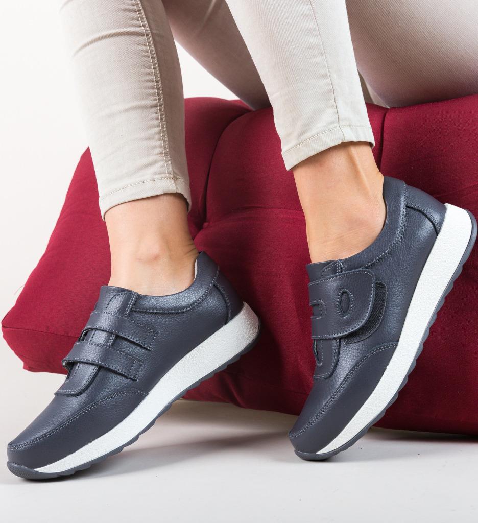 Pantofi Sport Hoffman Gri
