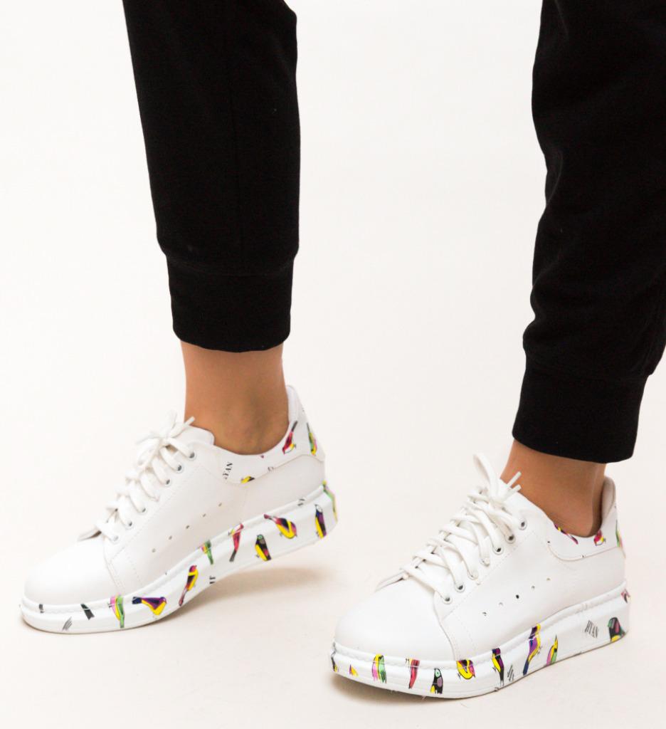 Pantofi Sport Juke Albi 3