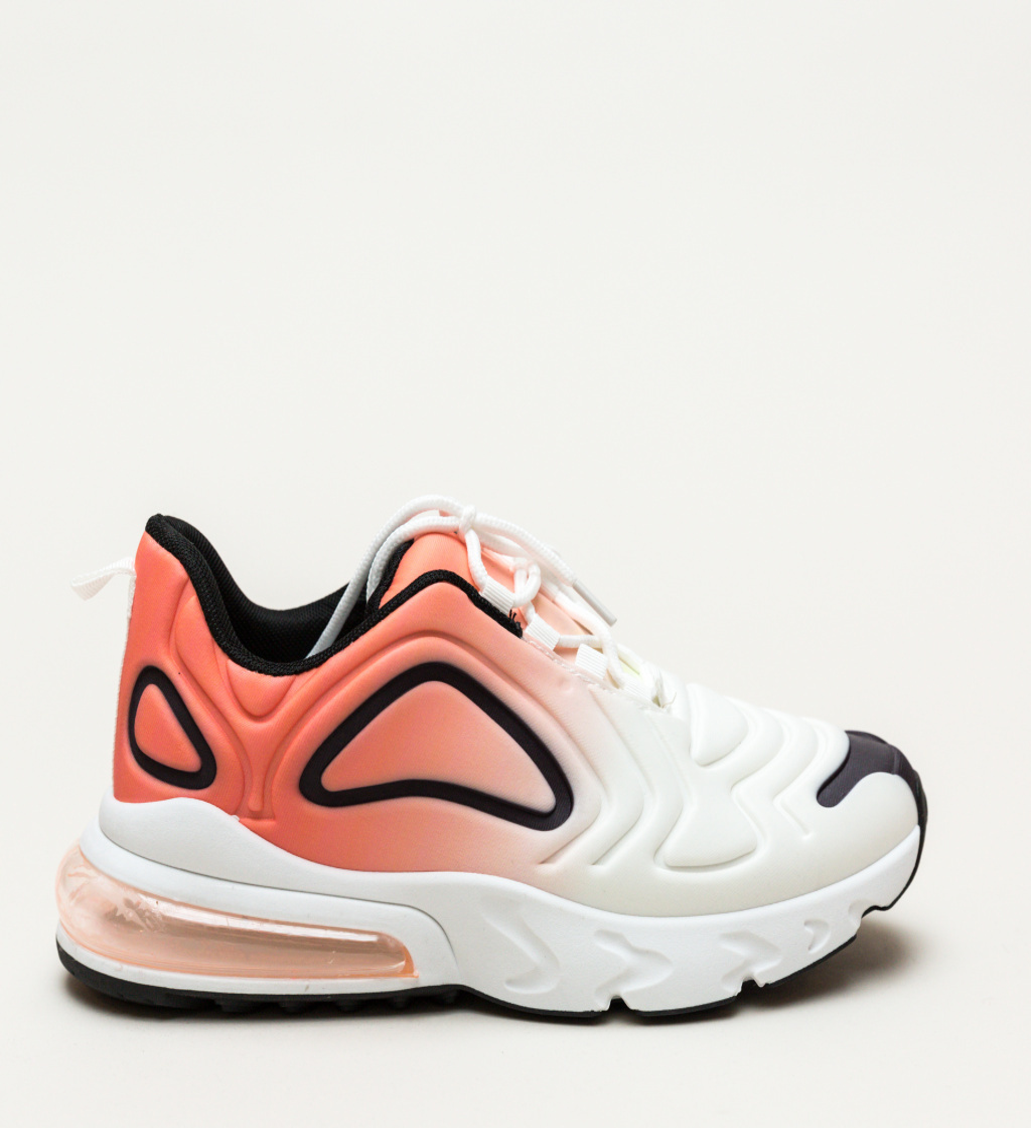 Pantofi Sport Rahman Portocalii