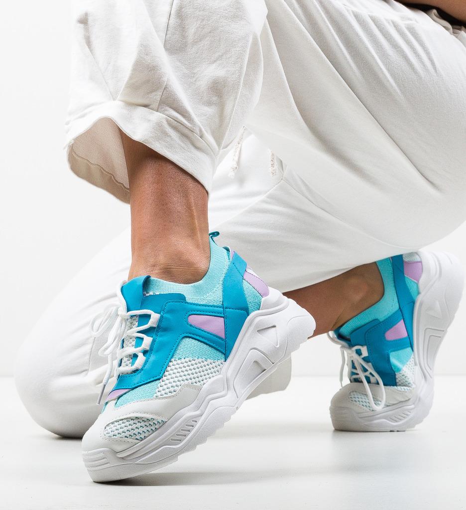 Pantofi Sport Rorelia Albastri
