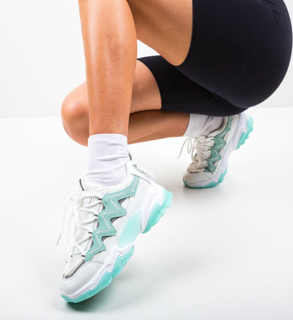 Pantofi Sport Tarlig Verzi