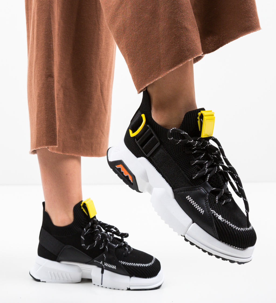 Pantofi Sport Visto Negri