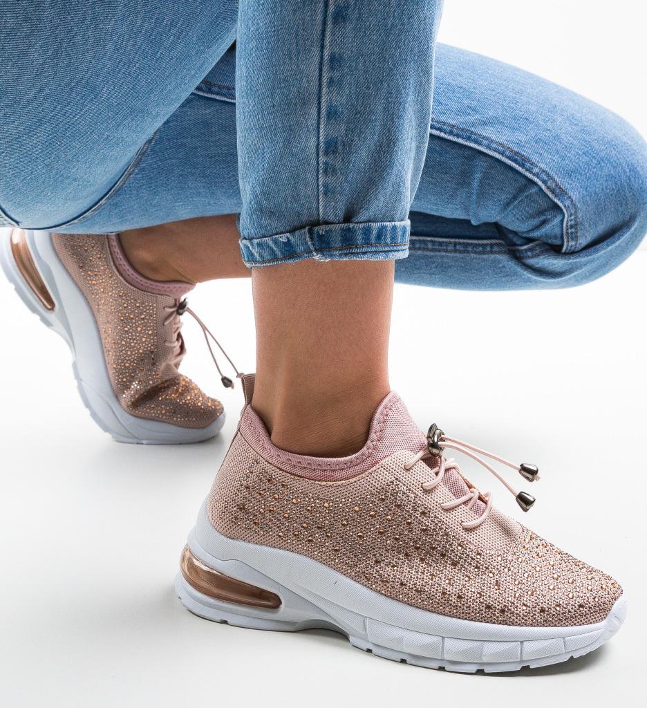 Pantofi Sport Vivie Bronze