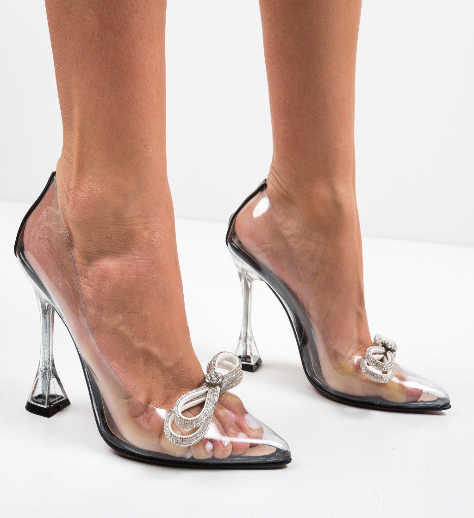 Pantofi Tacop Negri