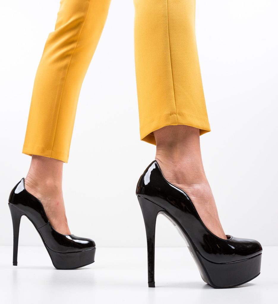 Pantofi Vinso Negri