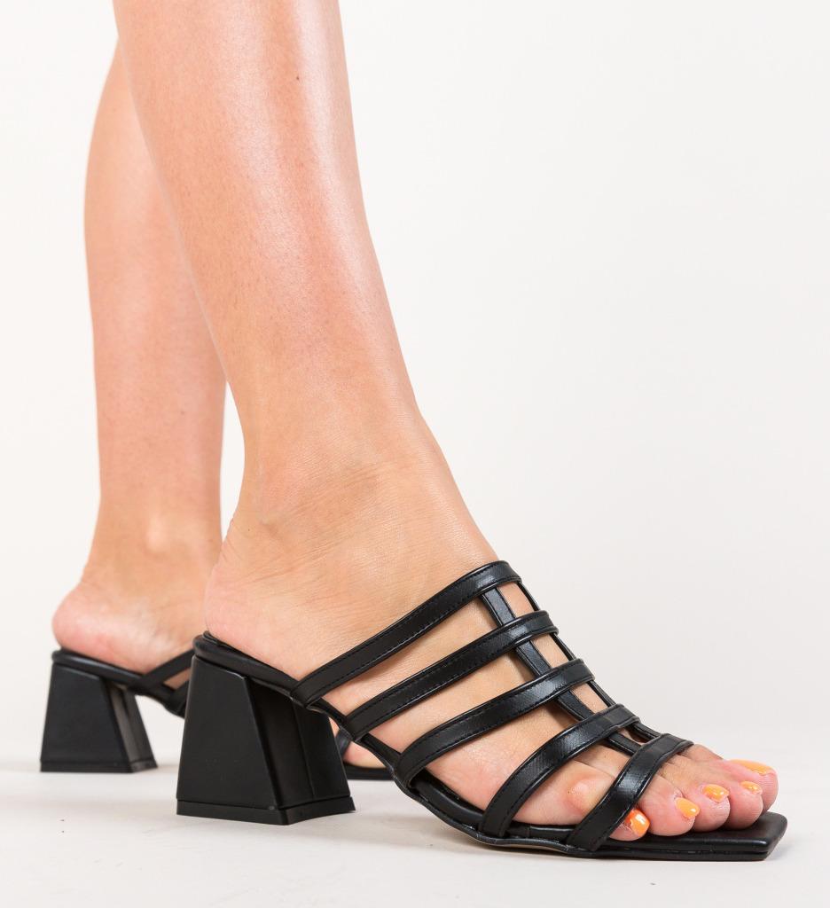 Sandale Cardibi Negre