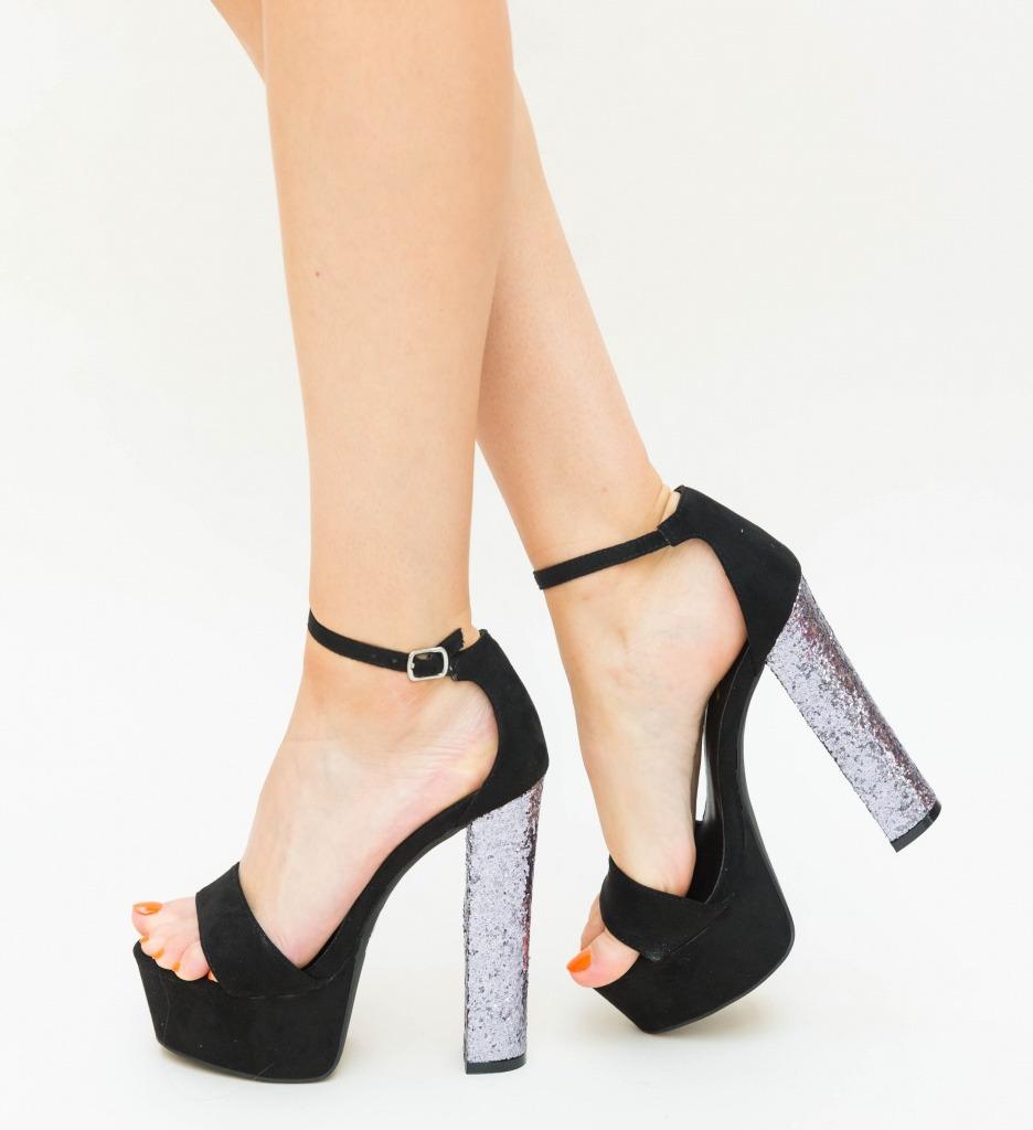 Sandale Erboda Negre 2