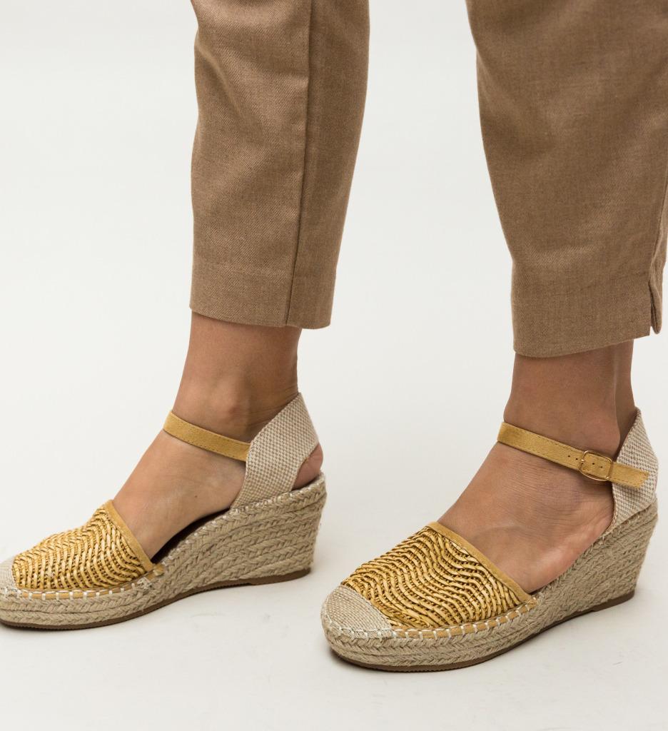 Sandale Guerra Camel