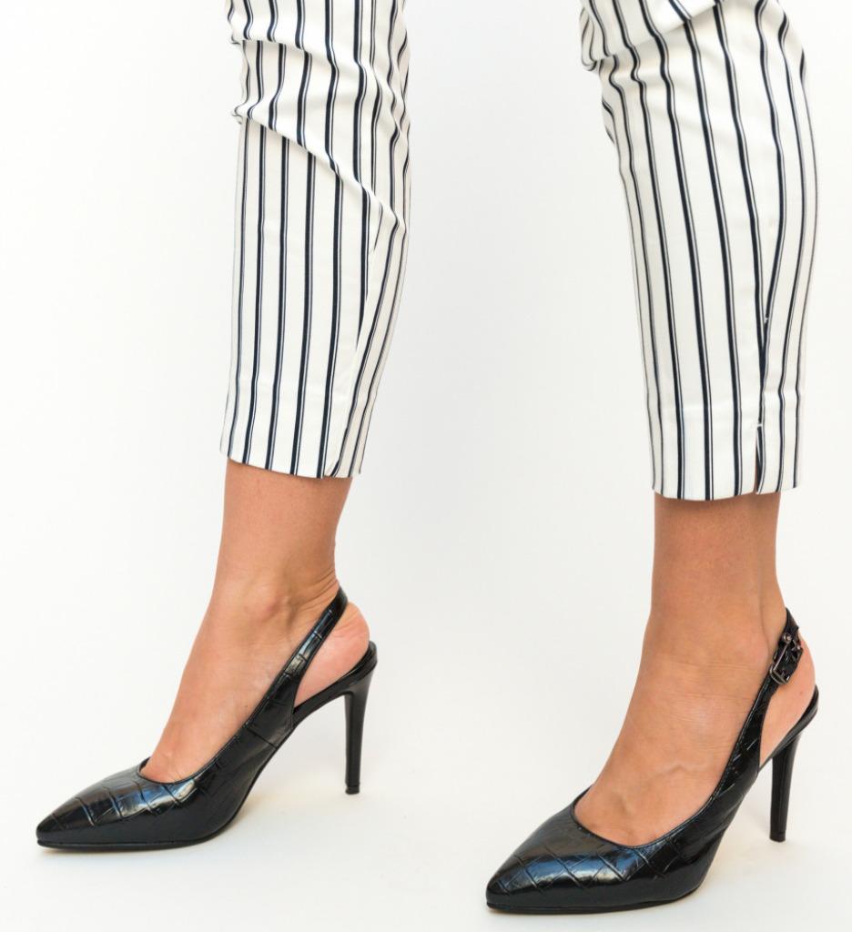 Sandale Ikra Negre