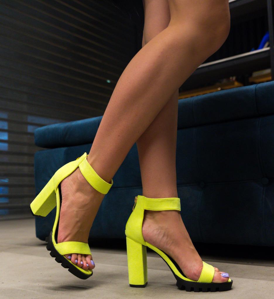 Sandale Neda Verzi imagine