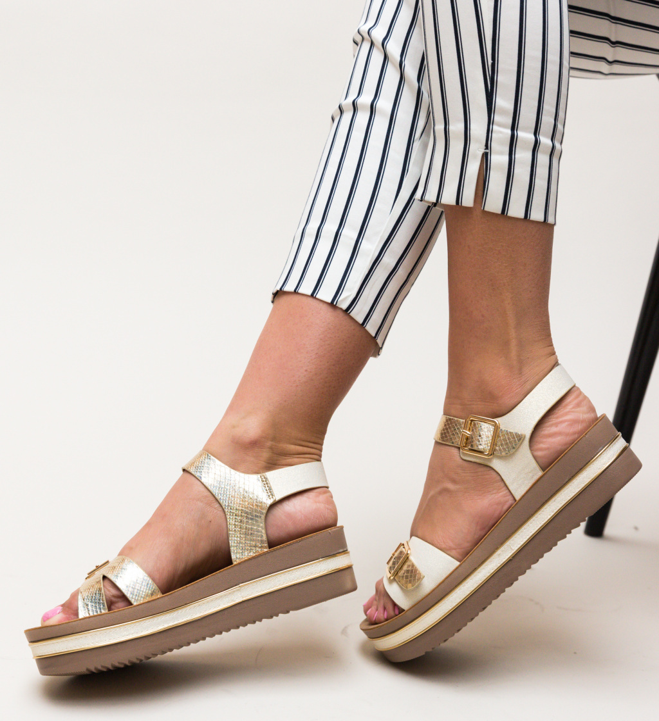 Sandale Pulmadar Bej