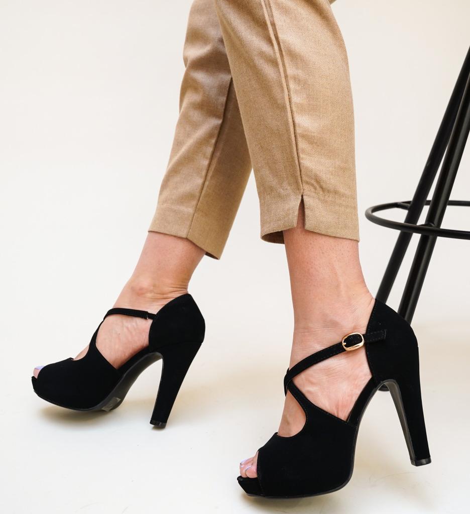 Sandale Repeda Negre