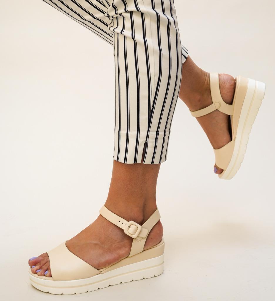 Sandale Nedu Bej