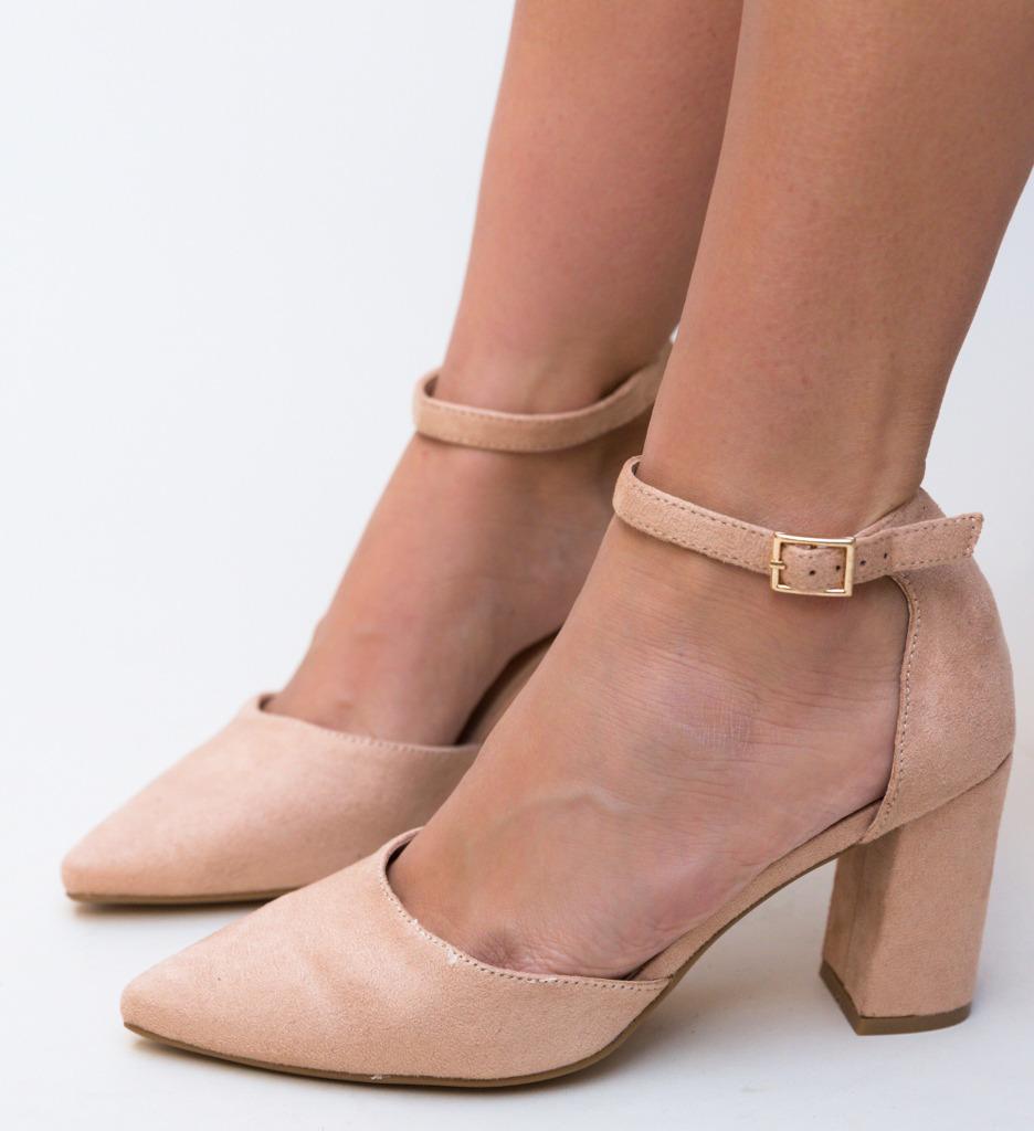 Pantofi Alya Roz