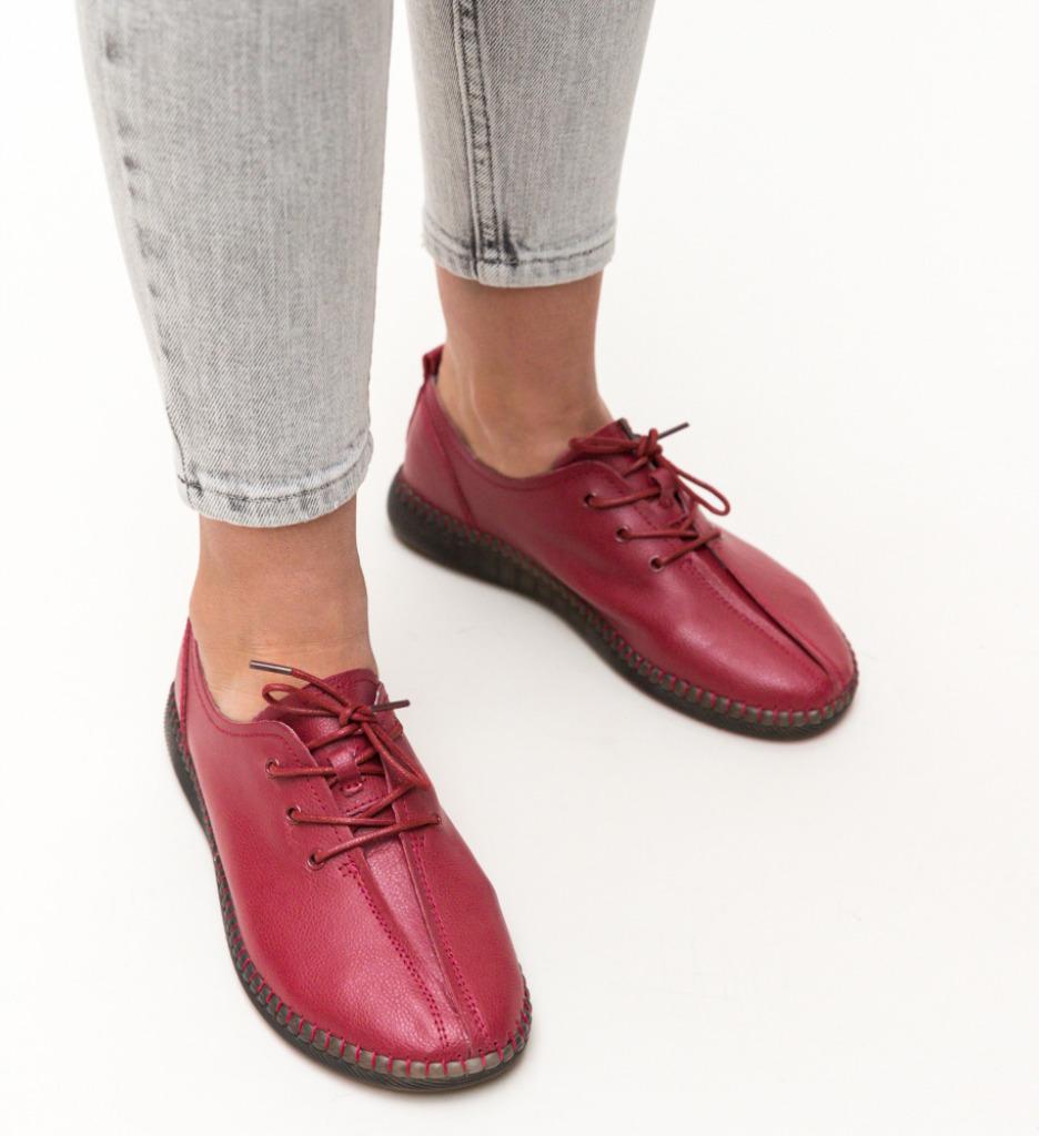 Pantofi Casual Elinch Grena