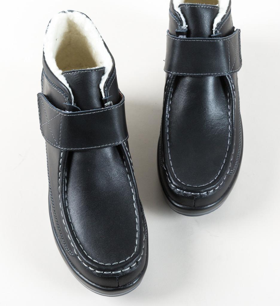 Pantofi Casual Jistry Negre