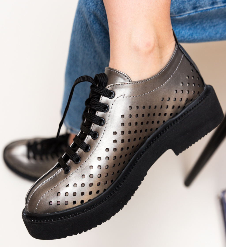 Pantofi Casual Liban Gri