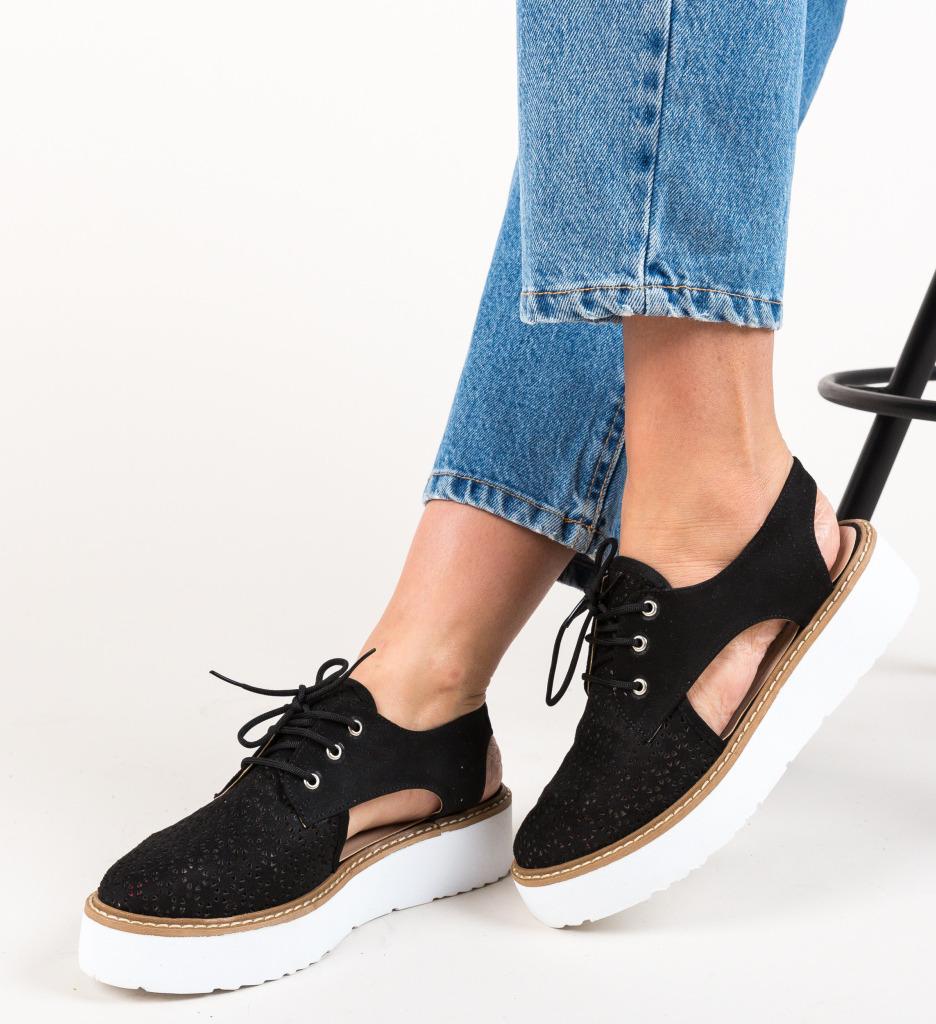 Pantofi Casual Lizia Negri