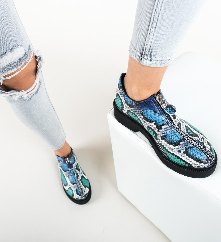 Pantofi Casual Lukoni Multi 3