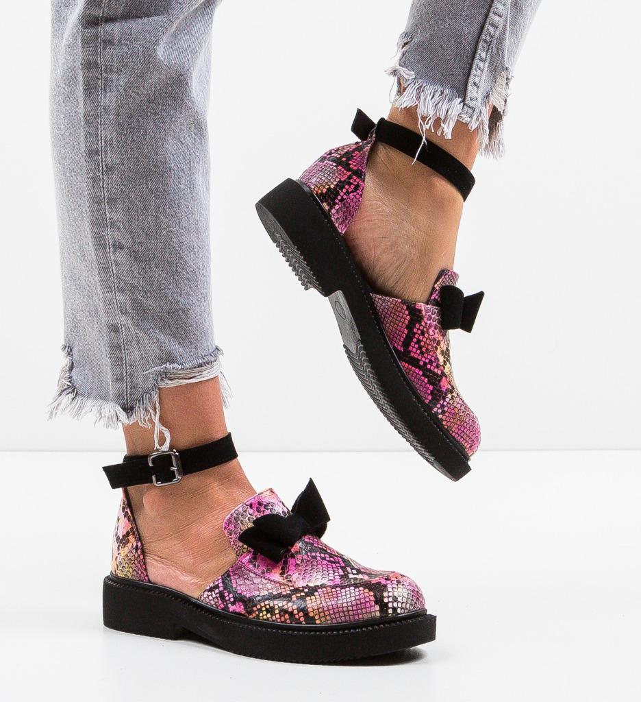 Pantofi Casual Pretty Roz