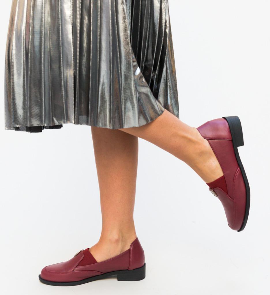 Pantofi Casual Rhian Grena