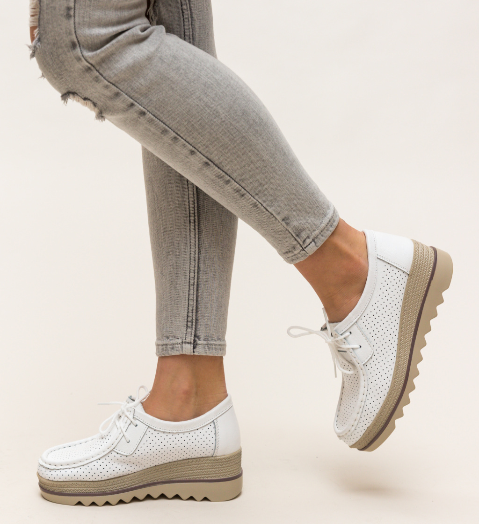 Pantofi Casual Torino Albi imagine