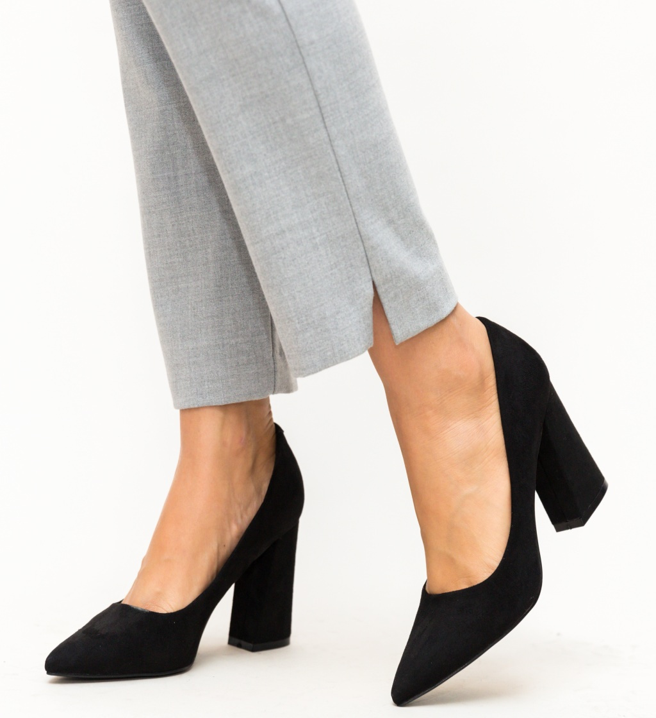 Pantofi Dorsy Negri