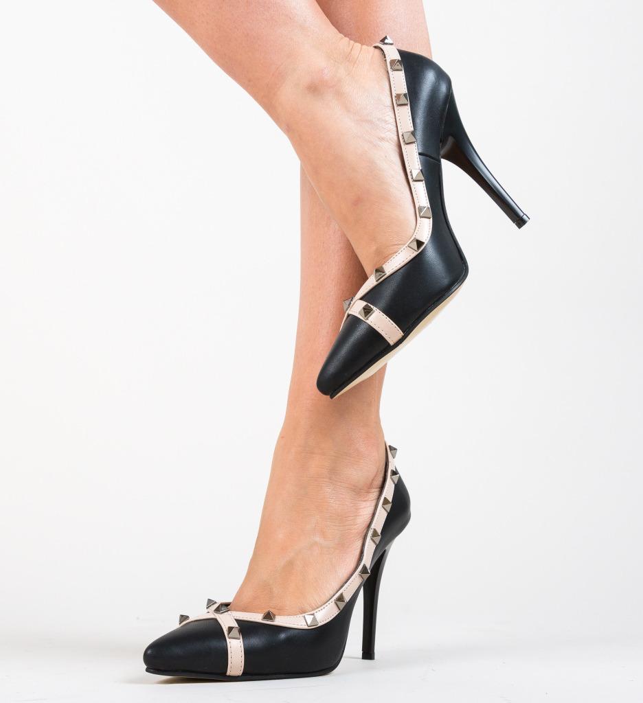 Pantofi Evankel Negri 2
