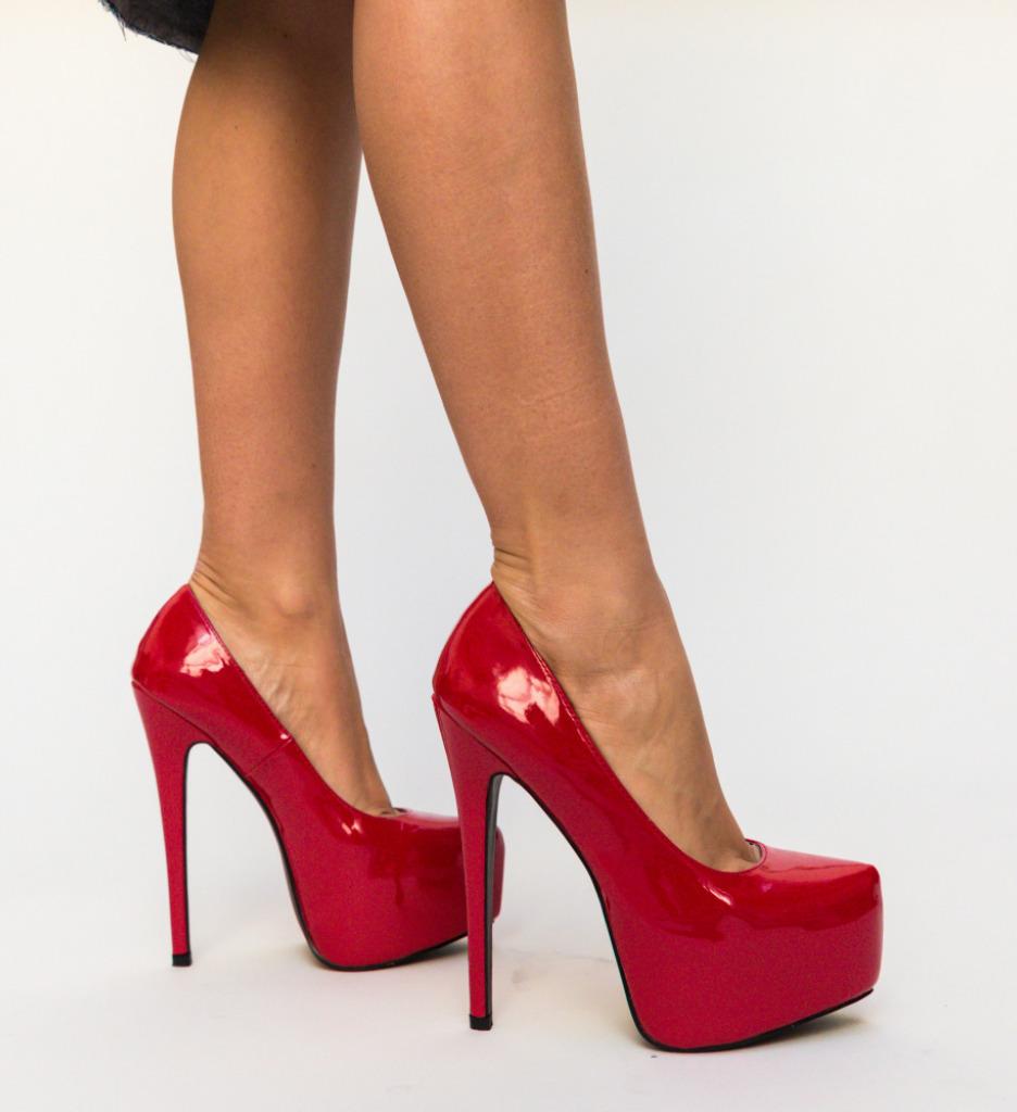 Pantofi Evie Rosi