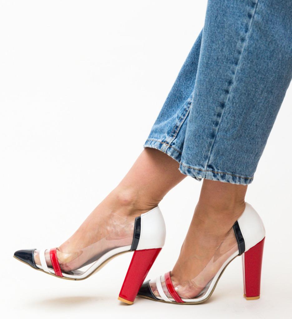 Pantofi Kain Albi