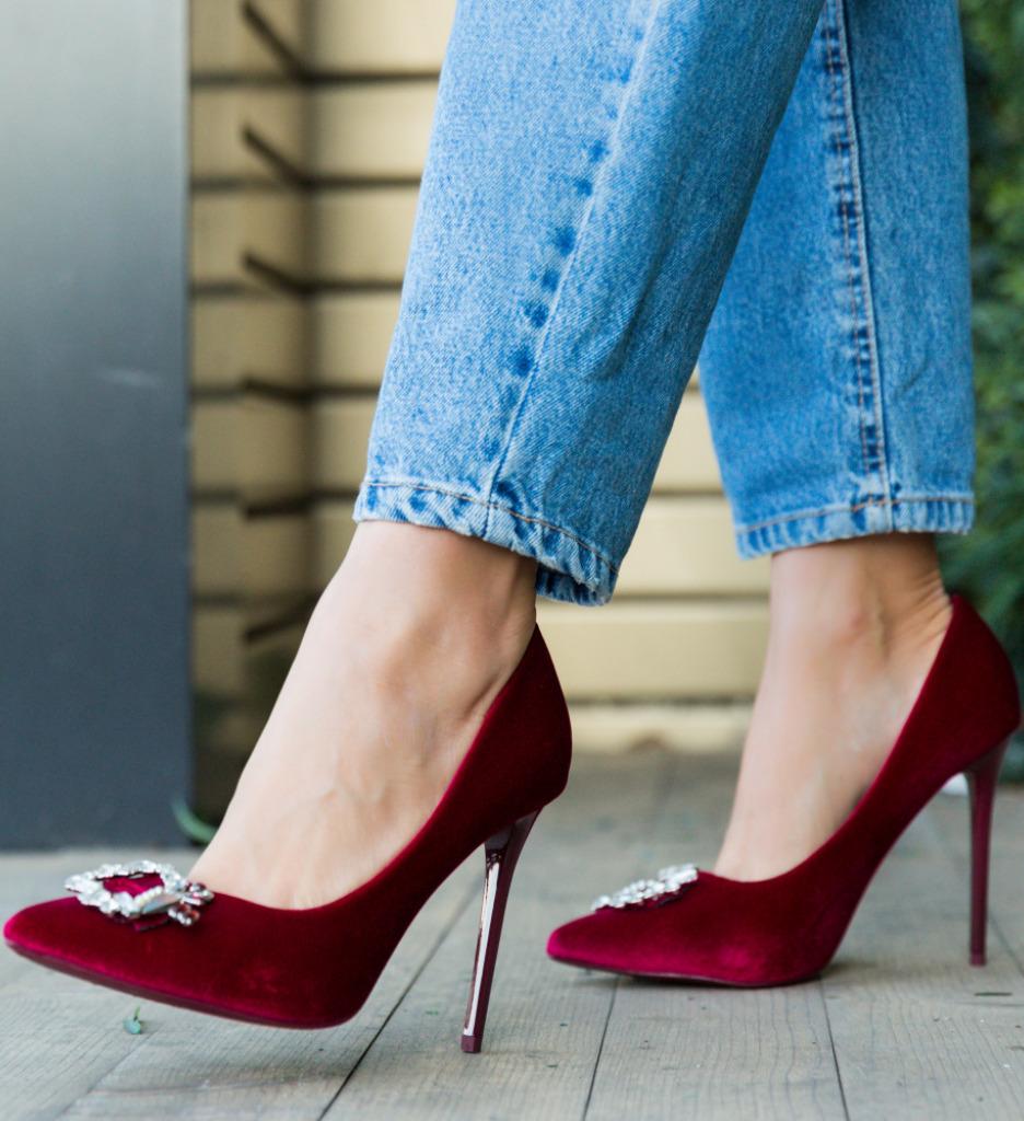 Pantofi Lisa Grena