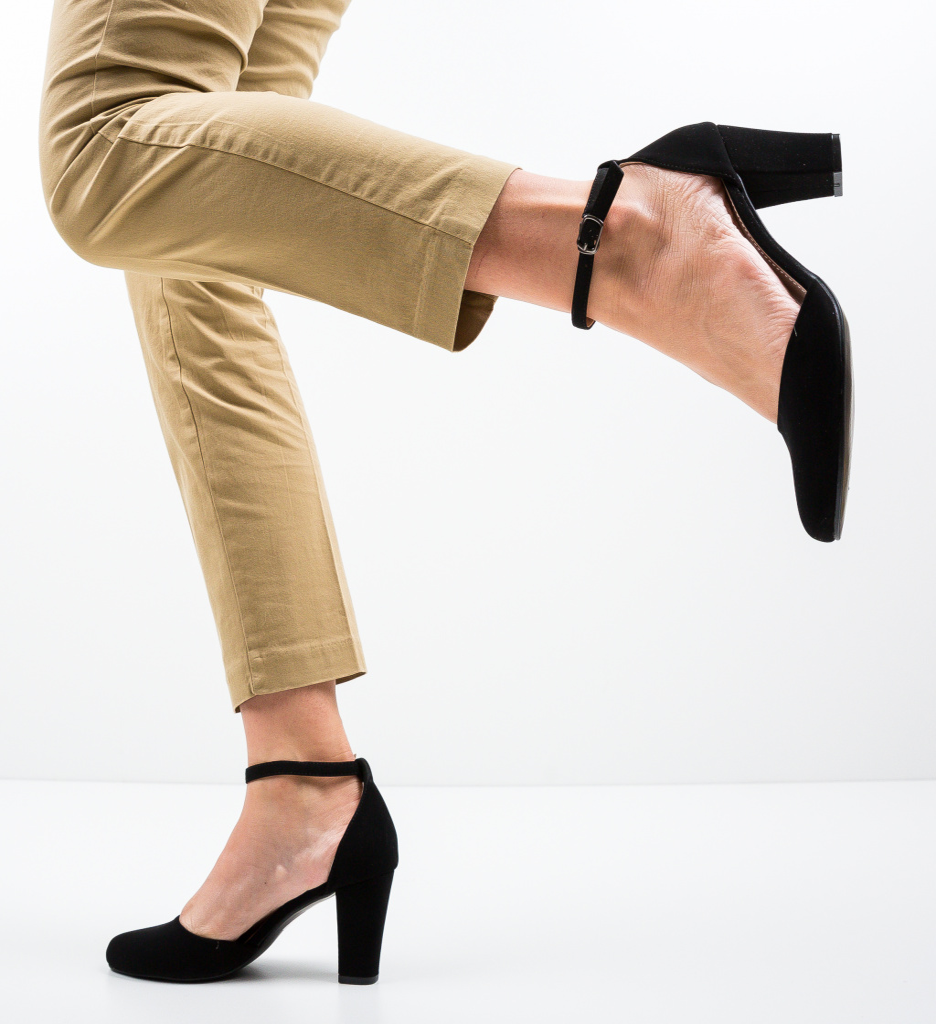 Pantofi Quko Negri 2