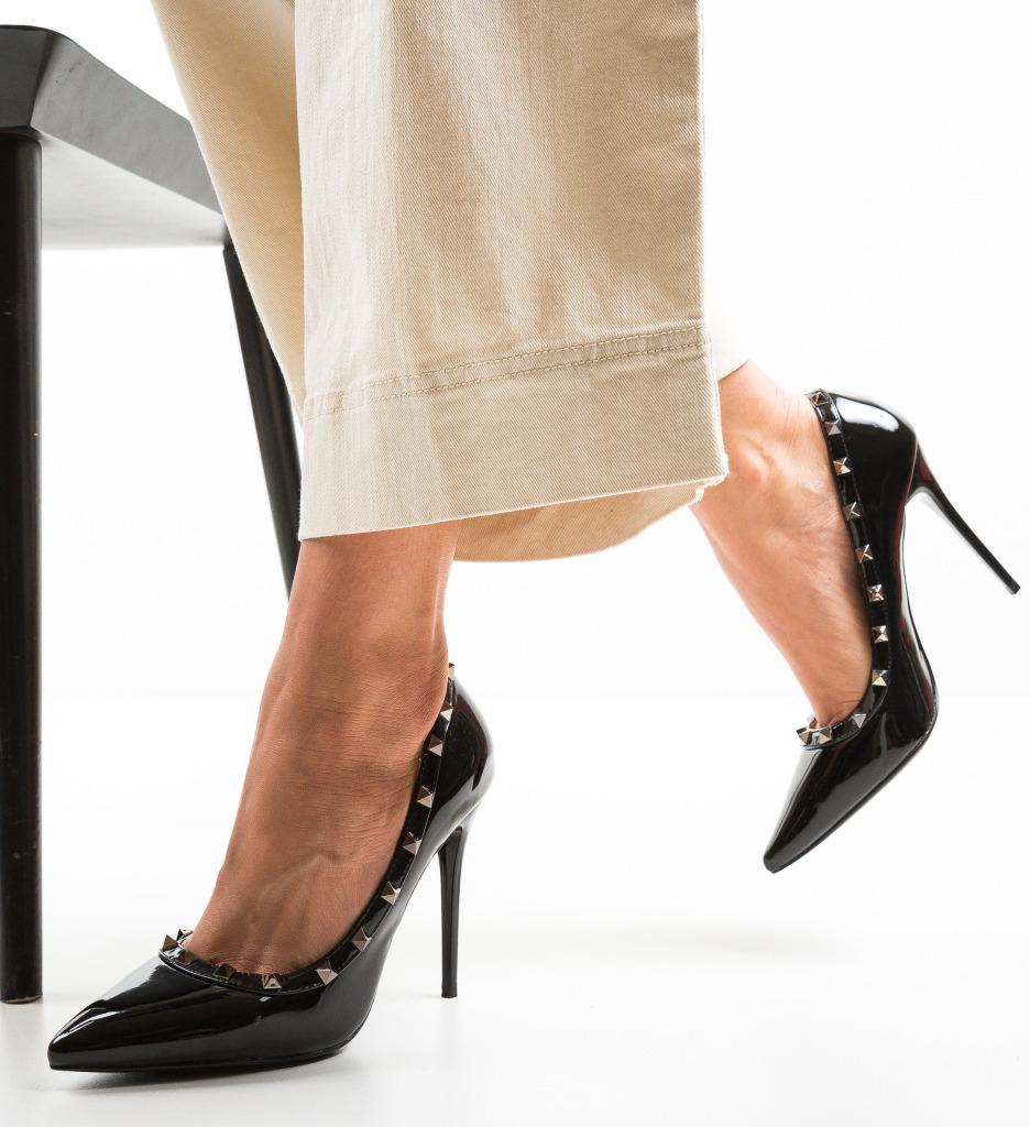 Pantofi Sava Negri