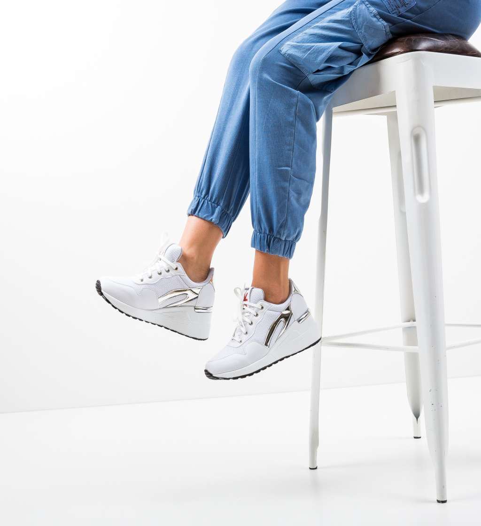 Pantofi Sport Bareja Albi