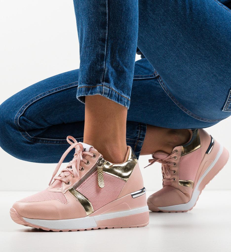 Pantofi Sport Gira Roz