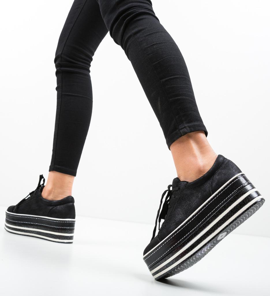 Pantofi Sport Heroni Negri